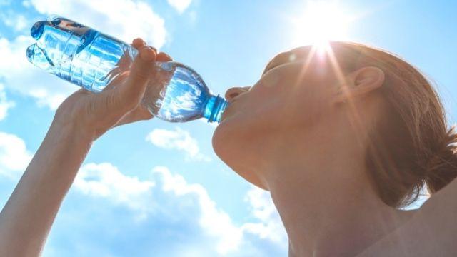 夢占い, 水を飲む