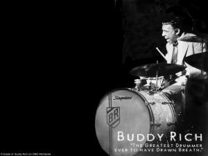 Buddy Rich Vintage Drum Slingerland