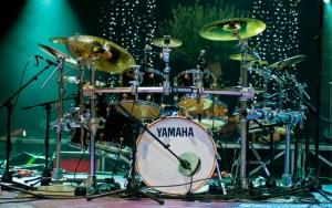 Batterie Yamaha Maple Custom Concert Docks Océanes Le Havre Franck Lechalupé Spiritual Drummer