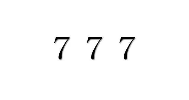 エンジェルナンバー「777」を見た時の重要な8の意味