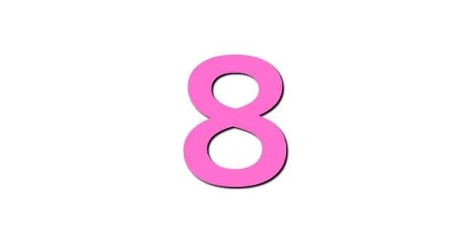 数秘術ライフパスナンバー「8」の性格・恋愛・仕事…全部解説