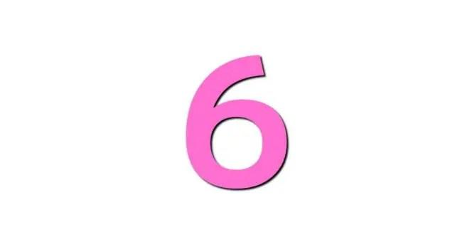数秘術ライフパスナンバー「6」の性格・恋愛・仕事…全部解説