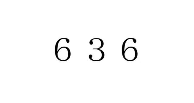 エンジェルナンバー「636」を見た時の重要な7の意味