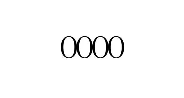 ゾロ目のエンジェルナンバー「0000」の重要な意味を解説