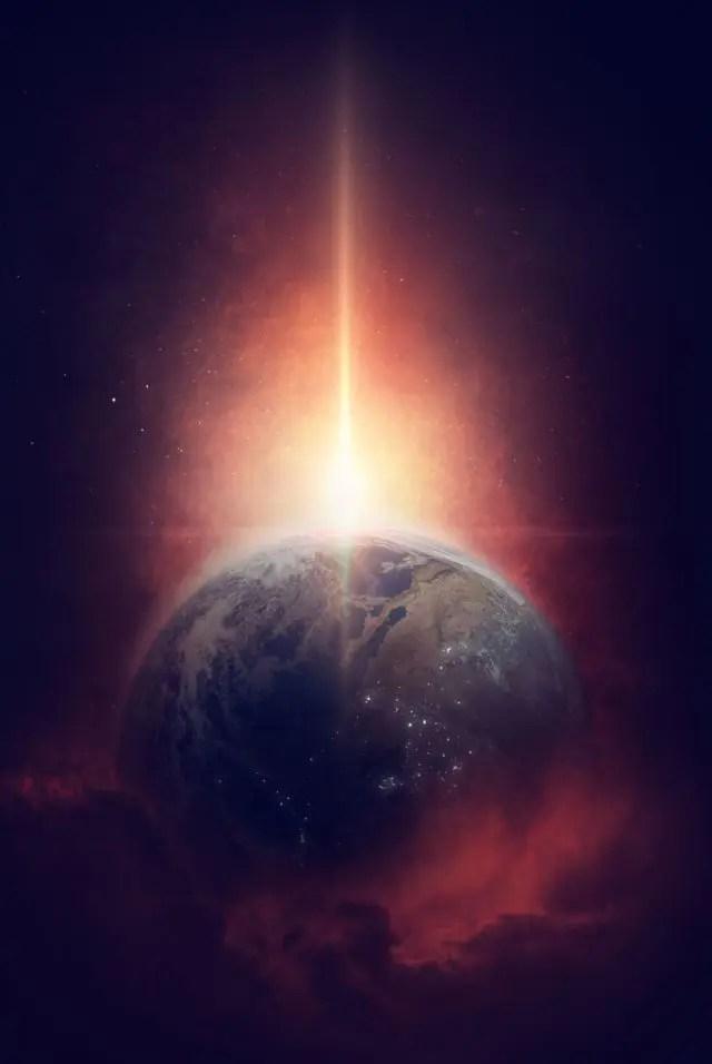 宇宙 地球 アセンション 神秘