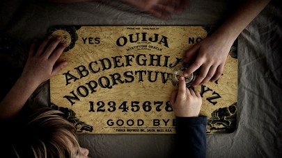 ouija board & spiritual protection