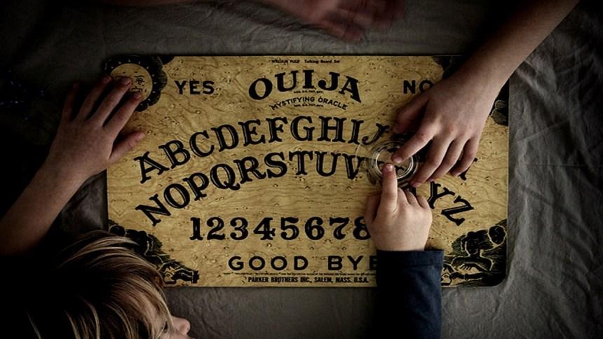 ouija board & spiritual protection