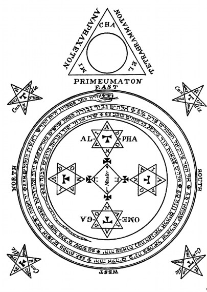 Sex Magick and Goetic Operations