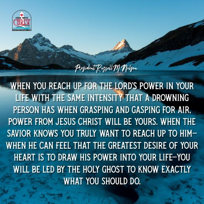Spiritual Crusade   Inviting all to come unto Christ
