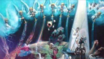 7 anjos com 7 trombetas