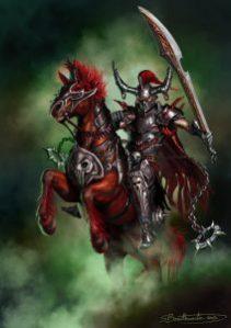 O segundo cavaleiro do apocalipse