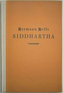 Siddharta Erstauflage 1922