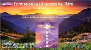 énergies de l'être