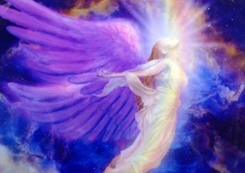 L'Éveil de l'Ange