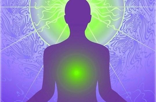 Le yoga et l'evolution de  l'espece humaine