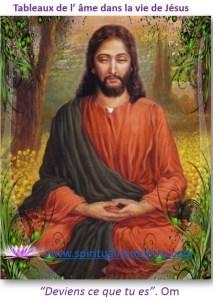 tableau de l'âme - Jésus