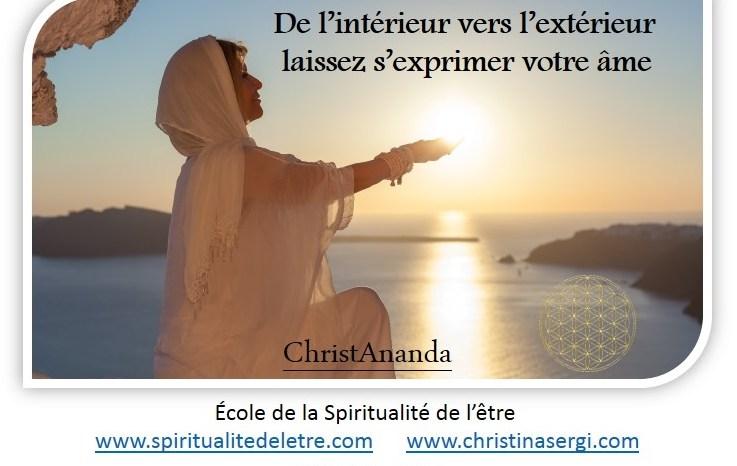 Spiritualité de l'être : S'aligner avec la force et le pouvoir de l'Âme