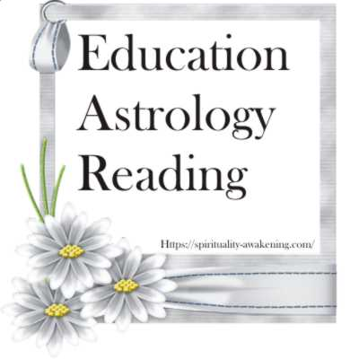 Education Astrology Reading