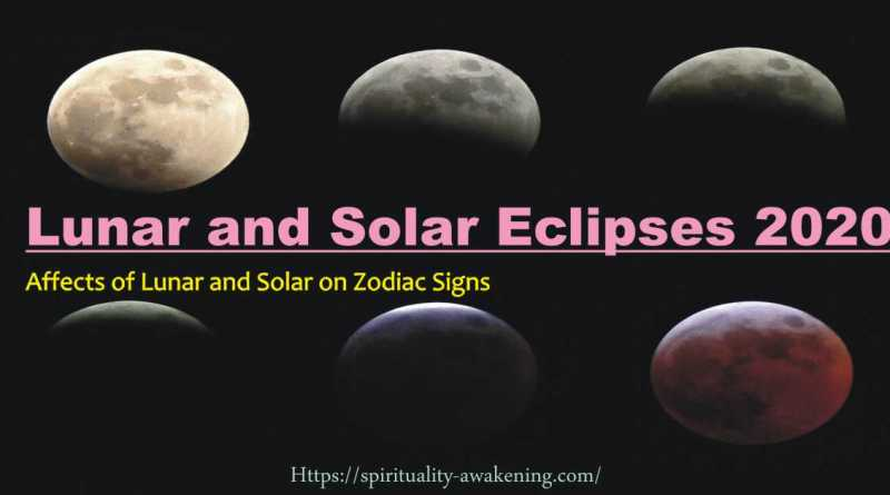 Lunar and Solar Eclipses 2020