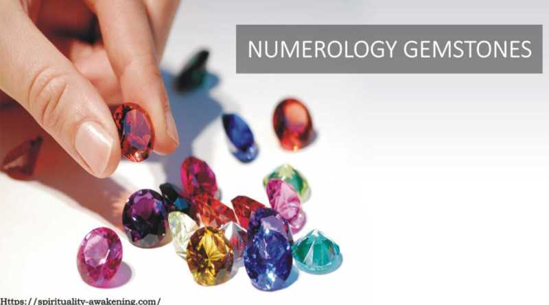 numerology gemstones