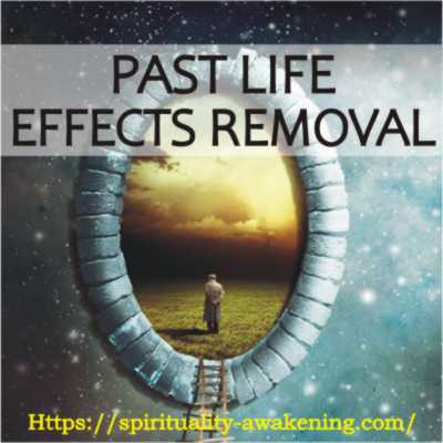 past life effects removal