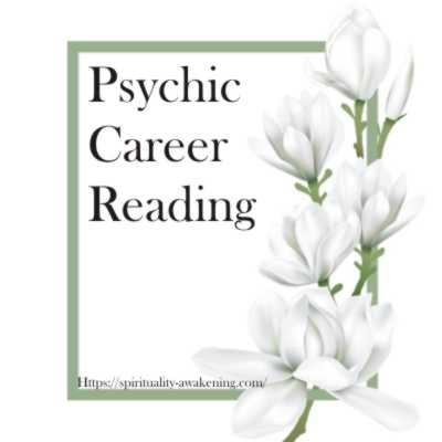 psychic career reading