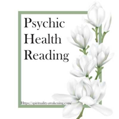 psychic health reading