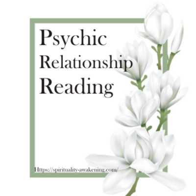 psychic relationship reading