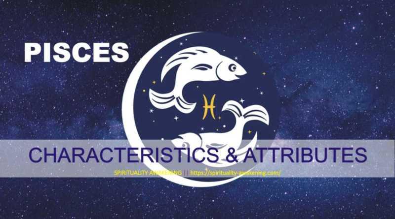 pisces horoscope -- pisces rising -- spirituality awakening