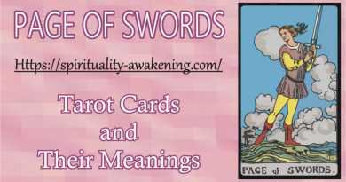 page of swords reversed