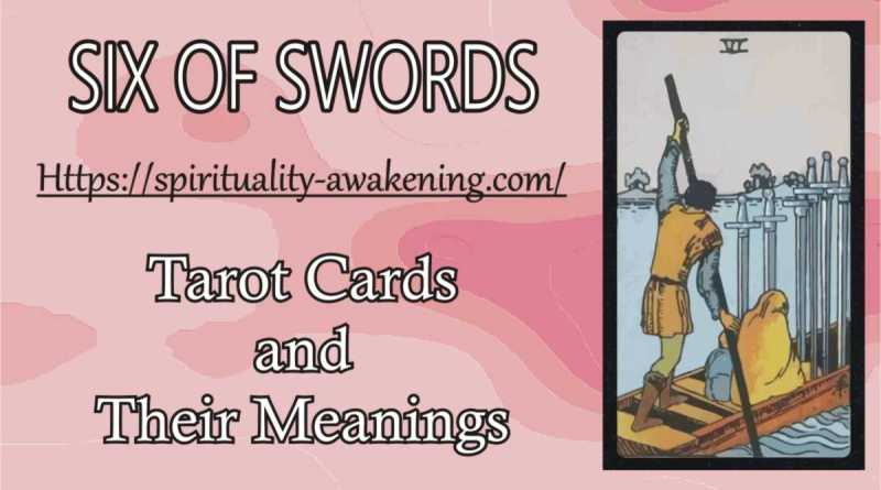six of swords reversed --- 6 of swords reversed