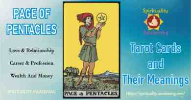 page of pentacles love