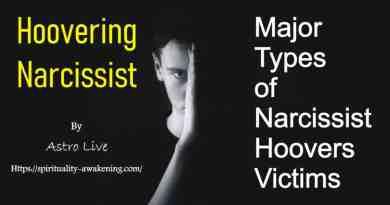 hoovering narcissist -- hoovering