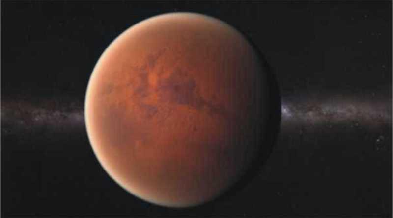 mars astrological characteristics - mangal