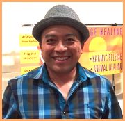 Robert Tang - Holistic Health and Wellness Fair