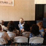 Yanie Brewer - lectures at Metaphysical Life Fair