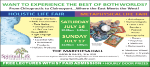 Austin Metaphysical and Holistic Life Expo - July 2016