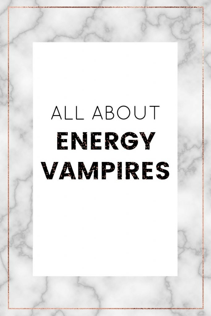 spirituallyempowered all about energy vampires