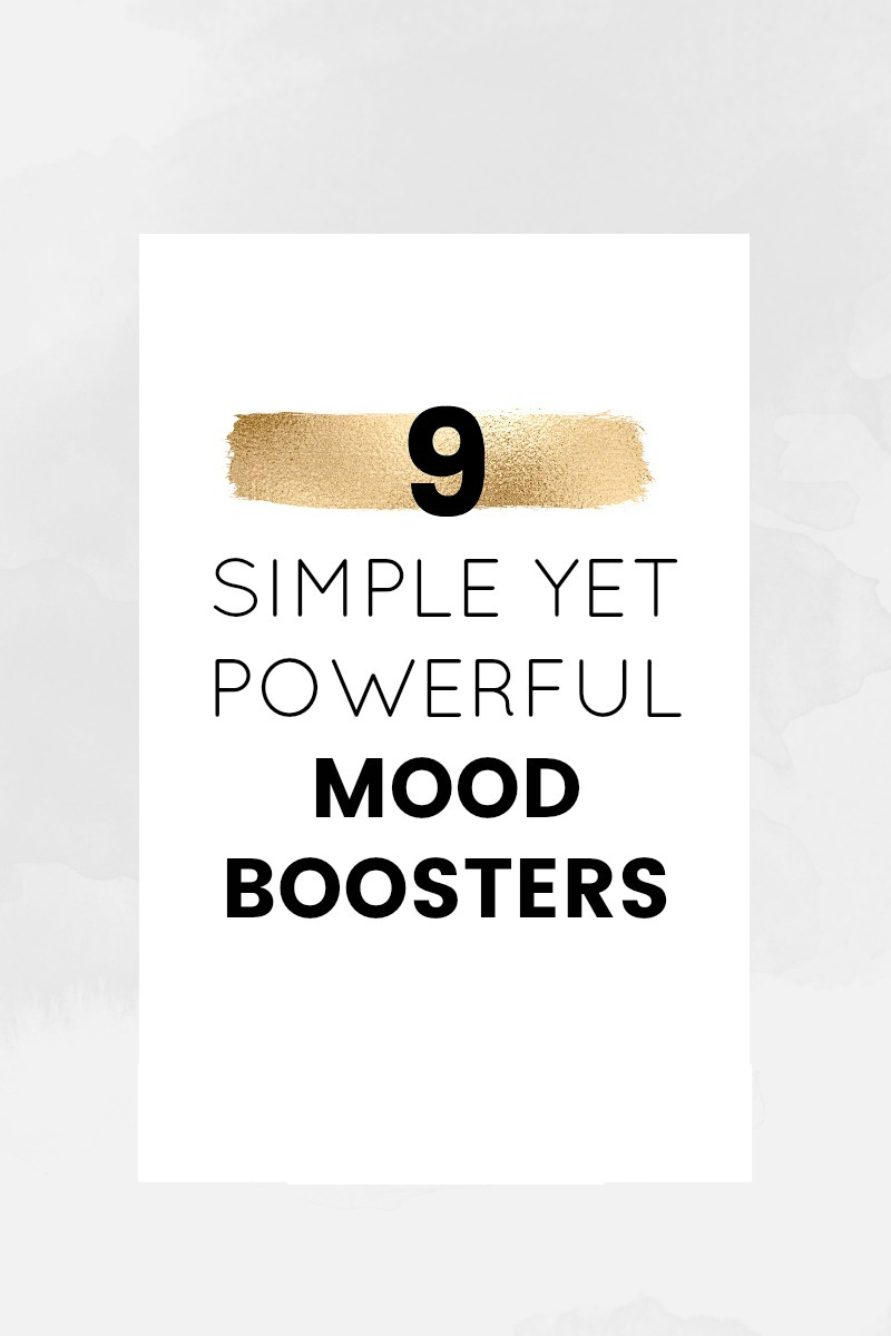 spirituallyempowered 9 mood boosters