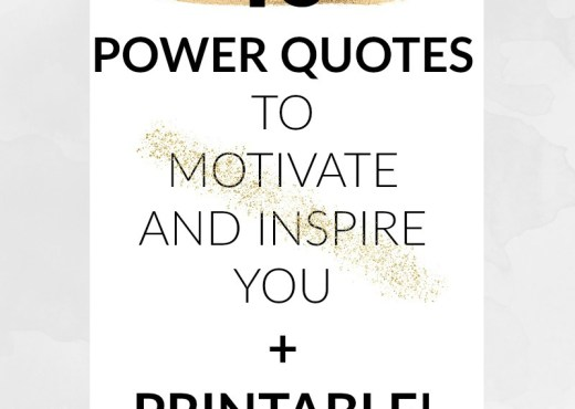 15 power quotes
