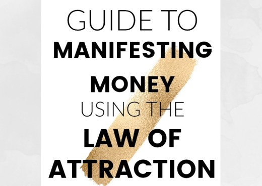 Guide to manifesting money using the law of attraction - by SpirituallyEmpowered