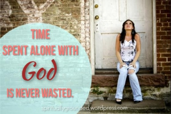 48-Time with God