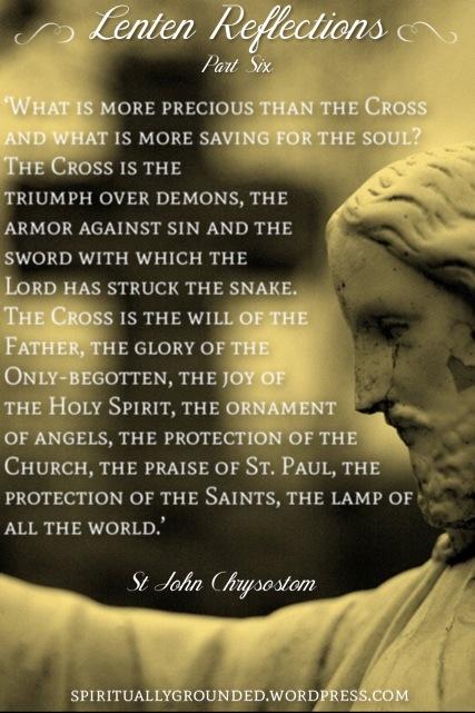 63-Lenten Reflections John Chrysostom
