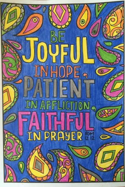 Hope in Jesus | Spiritual Exercises | Scripture Quotes and Verses | Trust in God