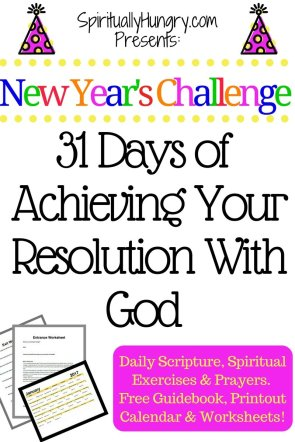 Turning to God for change will help you find strength, power and love. This Challenge revolves around these topics to help you!