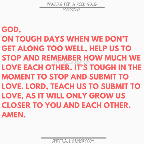 Prayers For Tough Marriages | Prayer For Tough Marriages