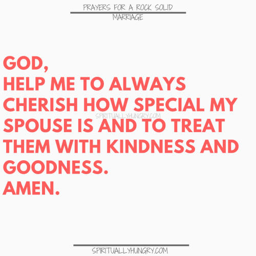 Prayer For Marriage | Prayers For Marriage