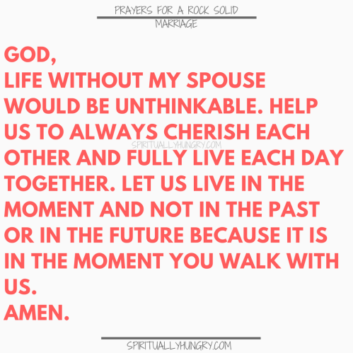 Prayer For A Christ-Like Marriage | Prayers For A Christ-Like Marriage