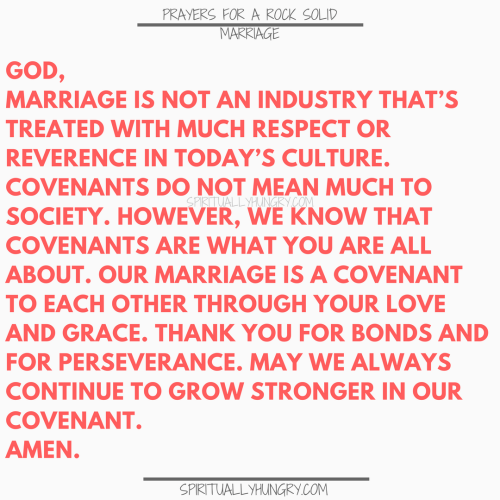Prayers For A Christlike Marriage | Prayer For A Christlike Marriage