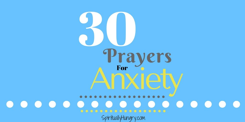 Prayer For Anxiety | Prayer For Worrying | Prayer For Overwhelmed